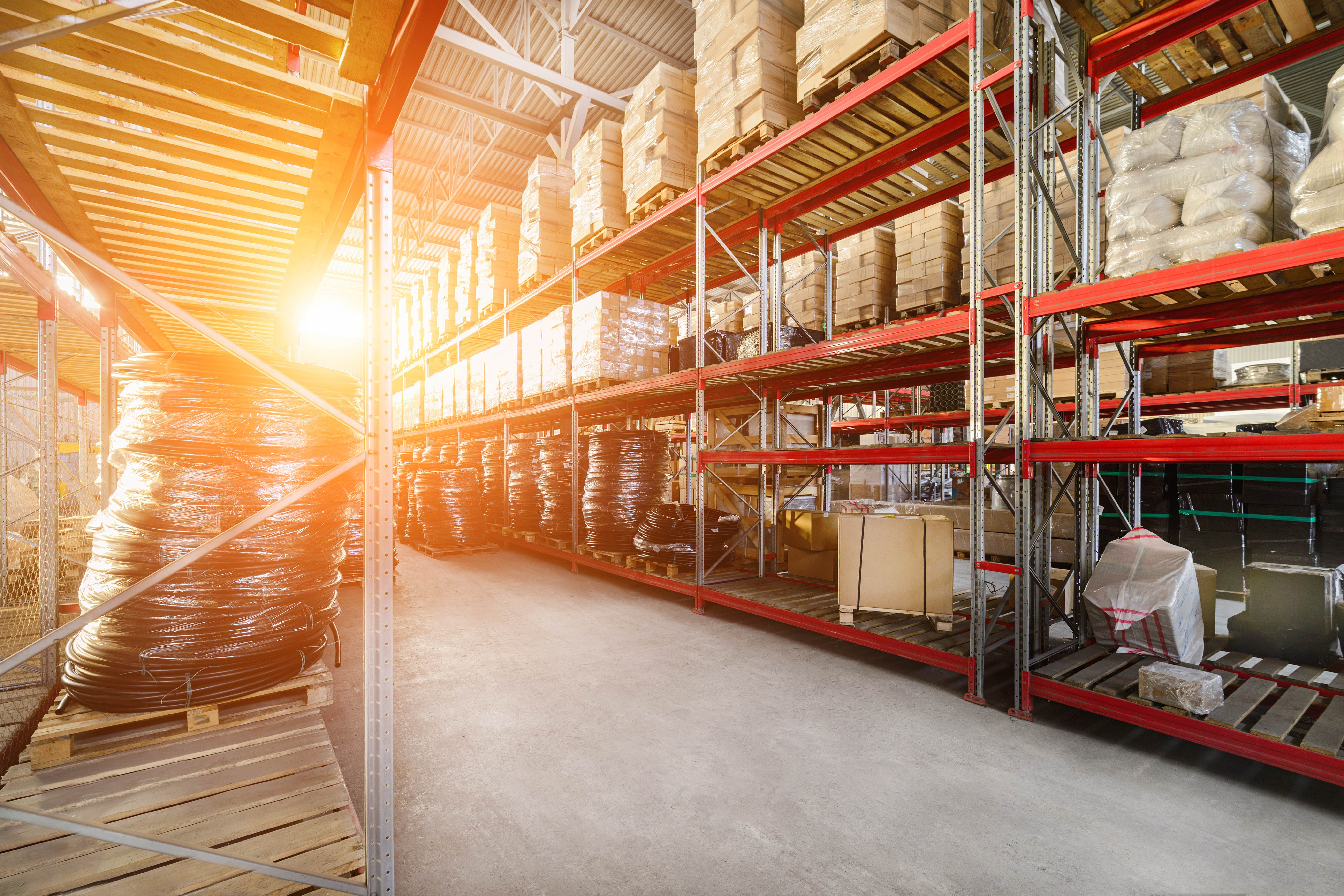 Working Capital Management: Lagerhaltung ist die dritte Säule des WCM