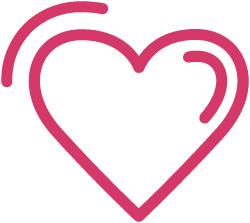 Flat Icon Heart