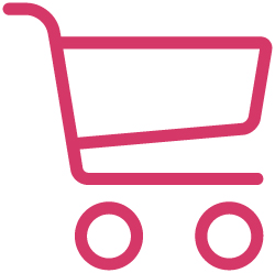 Flat Icon Shopping Cart