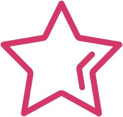Flat Icon Star
