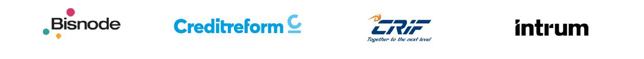 Logos IG Wirtschaftsauskunfteien